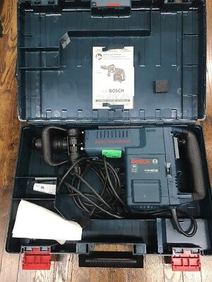 NEW Bosch 11316EVS SDS-Max Corded Demolition Hammer w/Case