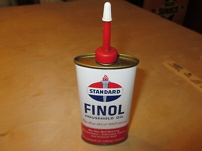4 oz  Oil Can, Handy Oil Can, Standard Oil, Gas Pump, Oil Can, Sinclair, Mobil