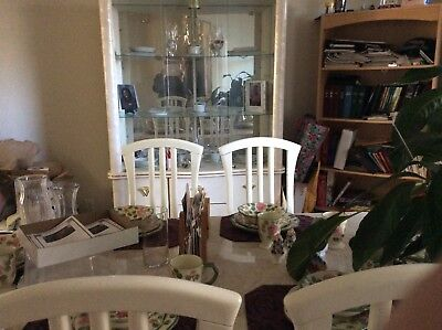 Used Formal Dining Room Set 8 Pieces