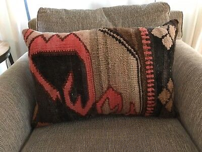 Kilim Pillow Cover By Tammy Price Fragments Identity