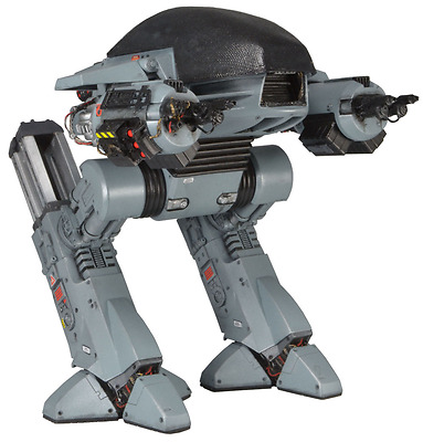 Neca Robocop Ed-209 With Sound / 25 Cm