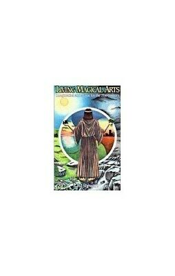 Living Magical Arts by Stewart, R. J. Paperback Book The Cheap Fast Free Post