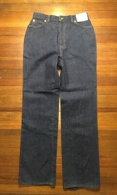 Vintage Levis Jeans 25035 0214 29x 33 Dark Denim California Straights DeadStock