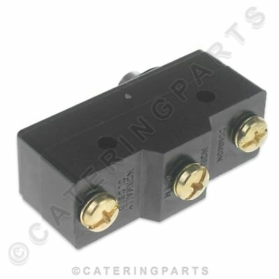 UNIVERSAL BLOCK MOMENTARY MICROSWITCH PUSH BUTTON 250V 15A 50mm FRYERS ETC