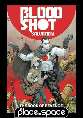 Bloodshot Salvation Vol 01 The Book Of Revenge - Softcover