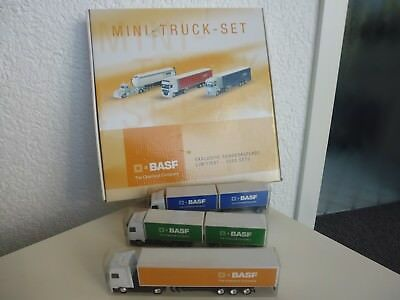 BASF Trucks Sonderedition 6 Trucks