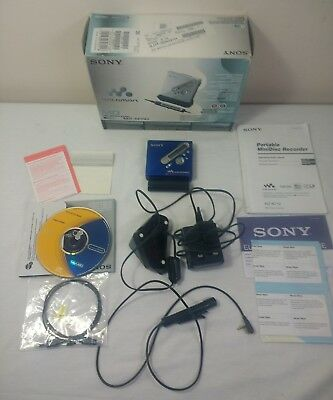 Sony MD MZ-N710 Personal MiniDisc Player