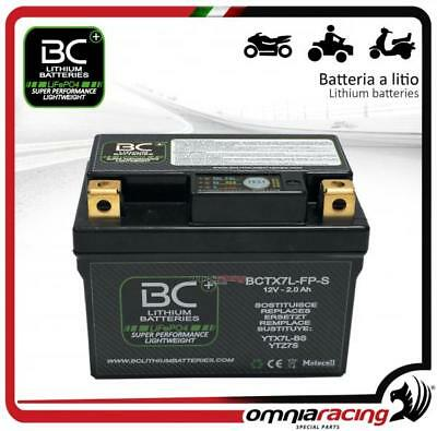 BC Battery - Bike lithium battery for Yamaha WR250R 2008>2016