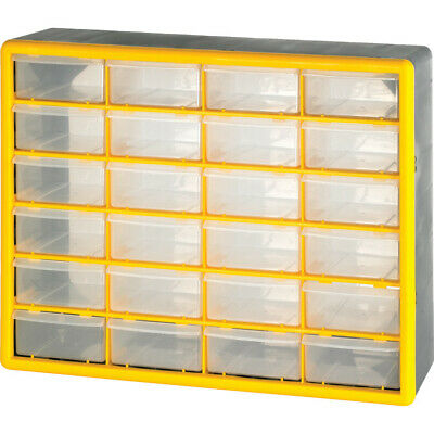 Workshop 24 Compartment Storage Cabinet 500X160X390Mm