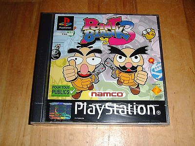 Point Blank 3  New Factory Sealed PS1 Playstation 1 Game Pal Version