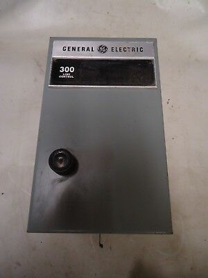 """General Electric Cr306C1 Magnetic Starter Type 1 480 V Coil Ce """"Used"""" 15D21G004"""