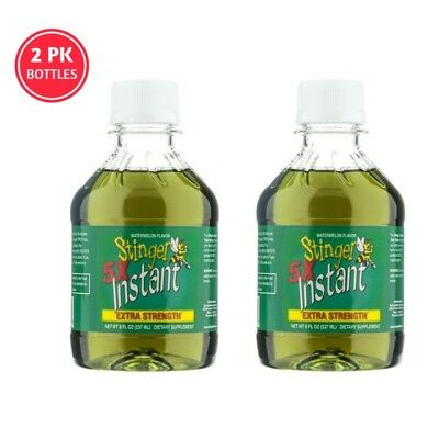 2-Pack Stinger Instant Detox 5X Extra Strength Watermelon 8 oz