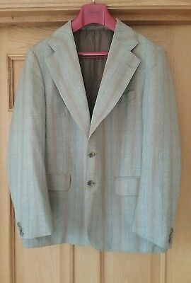 """Mens/"""" Jacket Warm Winter Trench Coat Slim Fashion Casual Smart ButtonsizeUK34-44"""