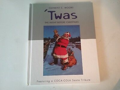 """""""Twas the Night Before Christmas: Featuring a Coca-Cola Santa Tribute"""" (2001)"""