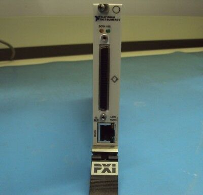 NI PXI-8210 Fast Ethernet/Ultra-wide SCSI Interface