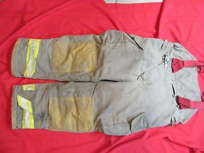 2006 CHIEFTAIN Firefighter Bunker Turnout Pants 43-46 x 31  thermal liner GEAR