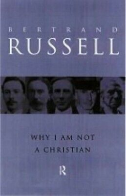 Why I am not a Christian: and Other Essays on ... by Russell, Bertrand Paperback