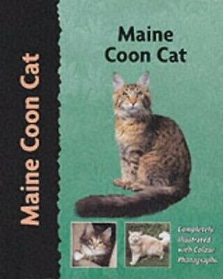 Maine Coon Cat (Pet Love) by Hayman, Tracey K. Hardback Book The Cheap Fast Free