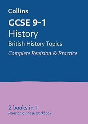 GCSE 9-1 History - British All-in-One Revision and Practic... by McDonald, Steve