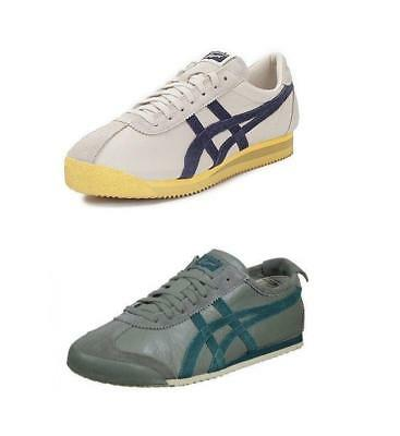 pretty nice 0aa0a f4086 ONITSUKA TIGER MEXICO 66 Vintage + Corsair Unisex Trainers Adults + Junior  sizes