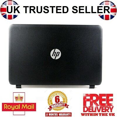 New Genuine Hp 15-G Black Top Cover Lid Sps-761695-001 Matte