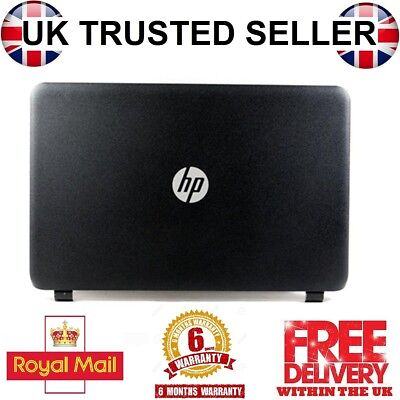 New HP 15-G 15-R 15T 250 G3 LCD Back Rear Cover Lid 760967-001 Black UK MATTE