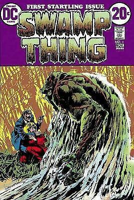Swamp Thing: The Bronze Age Omnibus Vol. 1 by Wein, Len -Hcover