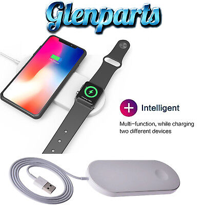 Fast Wireless Charger Dock 1m for Samsung S6/S6 Edge XGZ Qi-Enabled devices