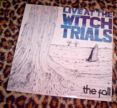 FALL ~ LIVE AT THE WITCH TRIALS. 1st press 1979 vinyl LP. Mark E. Smith. M-/EX+.