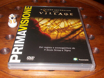 The Village  Editoriale  Dvd ..... Nuovo