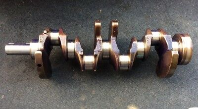Mercedes OM111 Engine 180 200 Crankshaft