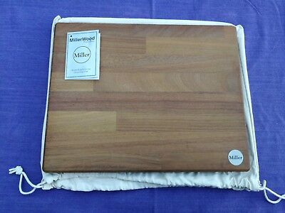 Millerwood Iroko Chopping Board