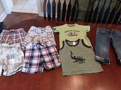 Gymboree 2/3T boys lot