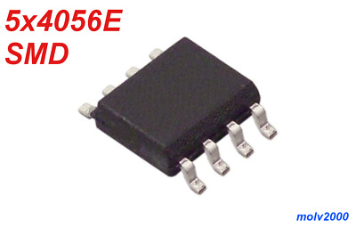 5x 4056E TP4056 4056 SMT SMD Doble Operacional - OPERATIONAL AMPLIFIERS SOP8