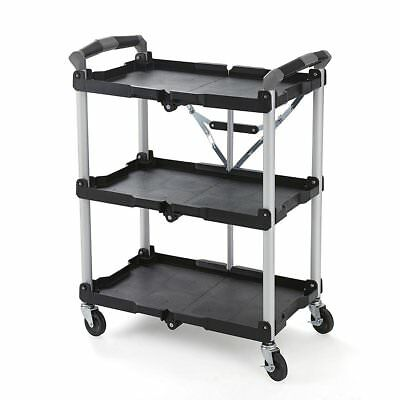 Olympia Tools 85-188 Collapsible Service Cart BOX DAMAGE