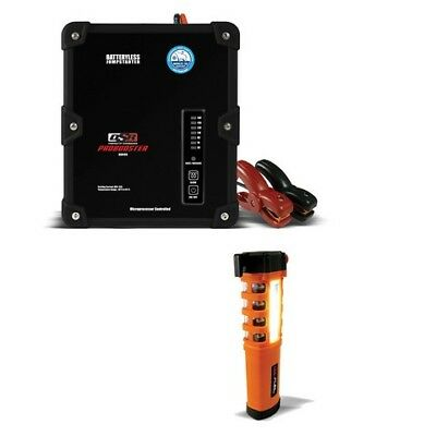 800A Ultracapacitor Batteryless Jump Starter w/FREE 5-in-1 Travelers Emergency T