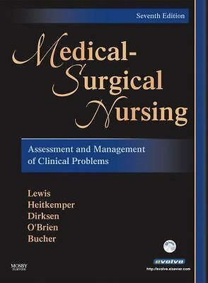 Medical-Surgical Nursing : Assessment and Management of Clinical Problems by...