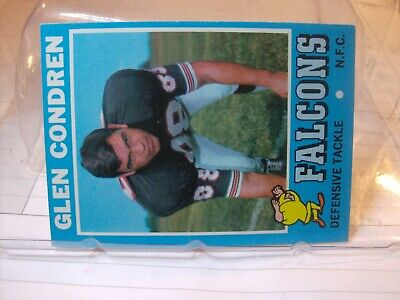 1971 Topps Football Card Singles  (YOU PICK CARDS)