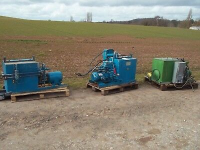 hydraulic power packs x 3 job lot