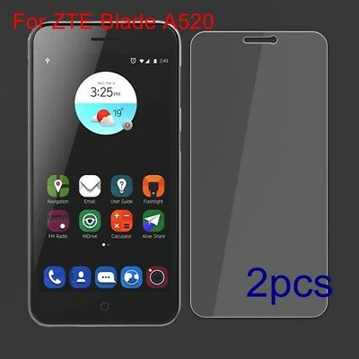 For ZTE Blade A520 Premium Ultrathin Tempered Glass Screen Protector Guard Film