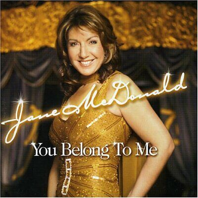 McDonald, Jane - You Belong To Me - McDonald, Jane CD AAVG The Cheap Fast Free