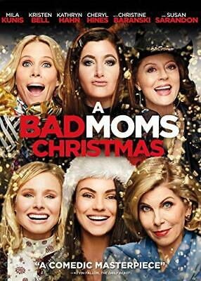 A Bad Moms Christmas [DVD] - DVD  VGVG The Cheap Fast Free Post