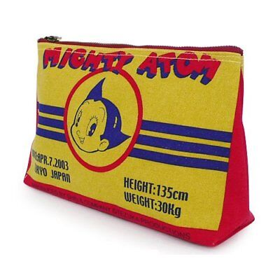 Astro Boy Pouch Oldies Face Japan