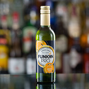 Funkin Ginger Syrup 36cl - Set of 6 - Spiced Ginger Cocktail Syrup
