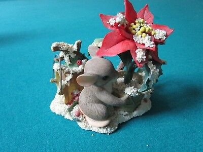 """Charming Tails By Fitz & Floyd """"you Add Color To The Season"""" Inspirational   Nib"""