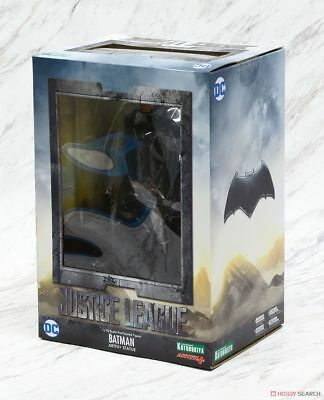 DC Justice League Movie Batman Ben Affleck ARTFX+ Statue 1/10 Kotobukiya Figure
