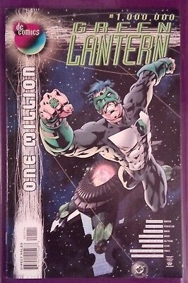 GREEN LANTERN (1990/Vol 2) #1000000 by Ron Marz & Bryan Hitch - DC ONE MILLION