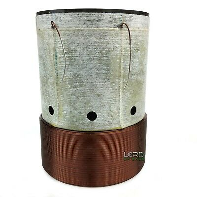 "2.5"" Dual 4 ohm Copper Voice Coil   Subwoofer Speaker VCXHYQ050#"