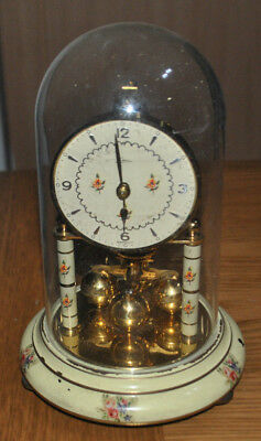 Vintage 400 day Anniversary Clock torsion clock Kern  Spares and Repairs