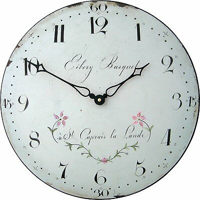 Delicate French Antique Dial Design - 36cm